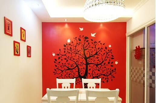 九江涂鸦墙幼儿园,九江户外墙体喷绘广告,九江墙体广告喷绘