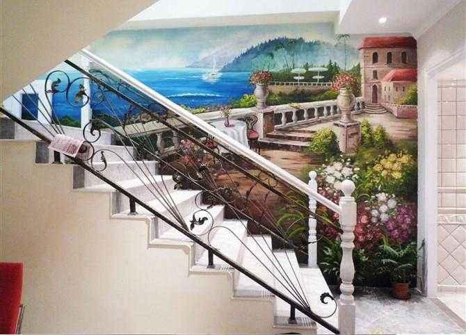 九江喷绘墙体广告公司,九江室内手绘,九江幼儿园彩绘墙